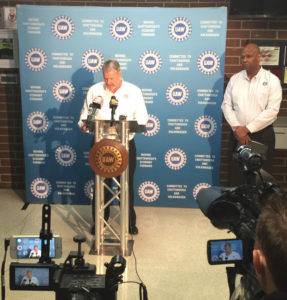 UAW-VW News Conference