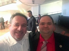 The Brazilian unions have always been very supportive of us and traveled to Chattanooga in 2015.  They are aware of our fight and vowed to keep the pressure on.